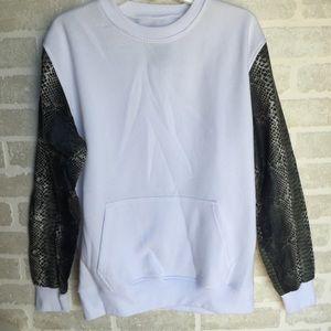 Men's Large Bleecker & Mercer Urban sweatshirt